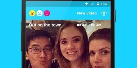 Facebook Launches 'Riff,' a Collaborative Video App | Social Media Useful Info | Scoop.it