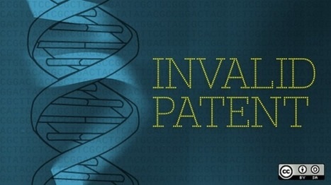 Las patentes frenan la competencia y la innovación en los análisis genéticos   All Things Science   Scoop.it