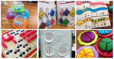 30 Nuevos Juegos matemáticos para trabajar conceptos lógico matemáticos - Imagenes Educativas | Recull diari | Scoop.it