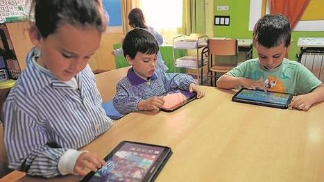 Comunidad De Madrid - La «tablet» se come al libro de texto | Educación a Distancia (EaD) | Scoop.it