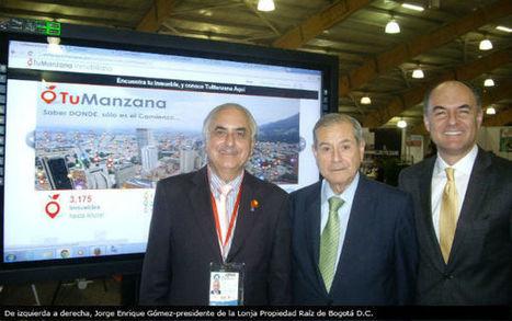 Nace TuManzana.com en Gran Salón Inmobiliario 2013 - Digital Jumper | Inteligencia Geográfica | Scoop.it