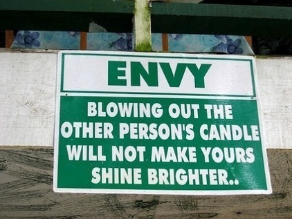 Blowing Out the Other Person's Candle will Not Make Yours Shine brighter | SocMed for PR en PLN | Scoop.it