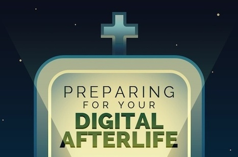 Facebook, Twitter, Email – How To Prepare For Your Digital Afterlife [INFOGRAPHIC] - AllTwitter | The Daily Infograph by Tomas Jansma | Scoop.it