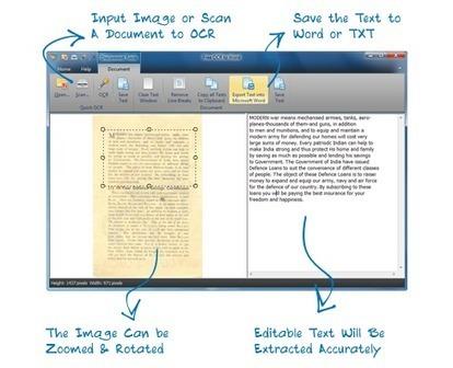 free ocr to word pdf