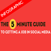 How to Get Social Media Job [INFOGRAPHIC] - Social Media London | Career Planning Tricks & Treats | Scoop.it