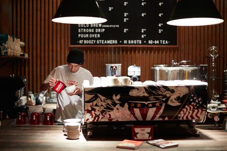 World Latte Art Champ Hiroshi Sawada Swirls Into Chicago | Coffee News | Scoop.it