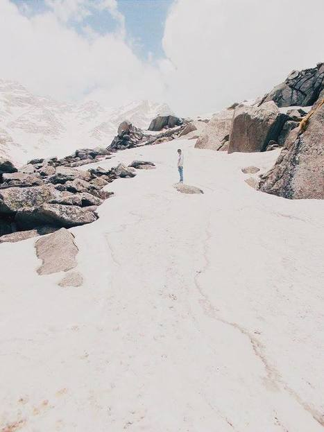 Trek to Triund: How to Plan, Where To Sleep | Travel India | Scoop.it