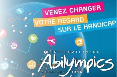 Abilympics, le championnat du monde des métiers des personnes handicapées, aura lieu en France I FmR | Entretiens Professionnels | Scoop.it
