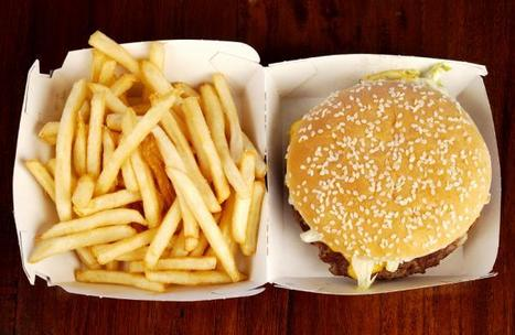 Familiarity with television fast-food ads linked to obesity | A Sense of the Ridiculous | Scoop.it