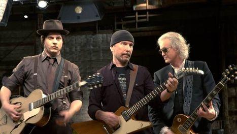 Branchez les guitares! | ARTE | -thécaires | Espace musique & cinéma | Scoop.it