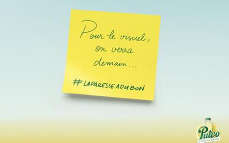 La campagne de pub la plus paresseuse revient en presse | Geekeries & Langues de puce | Scoop.it