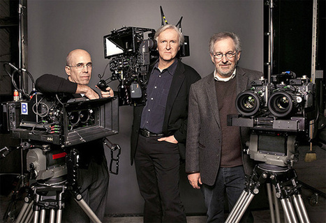 10 Filmmaking Heavyweights Predict the Future of Cinema | The Creators Project | Future of Films | Scoop.it