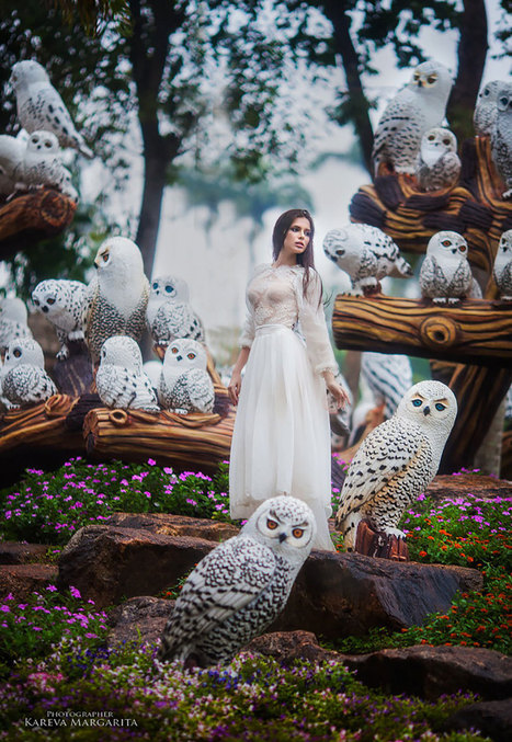 Fairytales Come To Life In Magical Photos by Russian Photographer Margarita Kareva | ART  | Conceptual Photography & Fine Art | Scoop.it