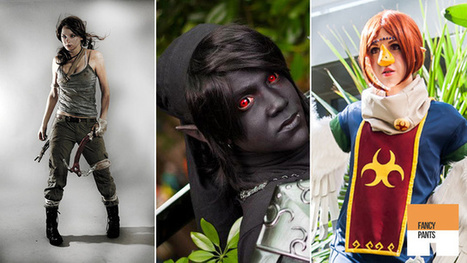 The Best Of Last Week's Cosplay: Hitman, Dark Link, Mononoke & Freakin' Wind Waker | Cosplay News | Scoop.it