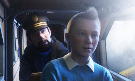 Tintin and the Uncanny Valley: when CGI gets too real | Transmedia: Storytelling for the Digital Age | Scoop.it