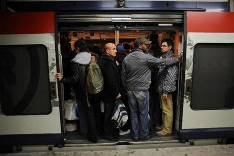 Journée d'action mardi: RATP et SNCF ne prévoient pas de perturbations - 20minutes.fr | Politics have fun | Scoop.it