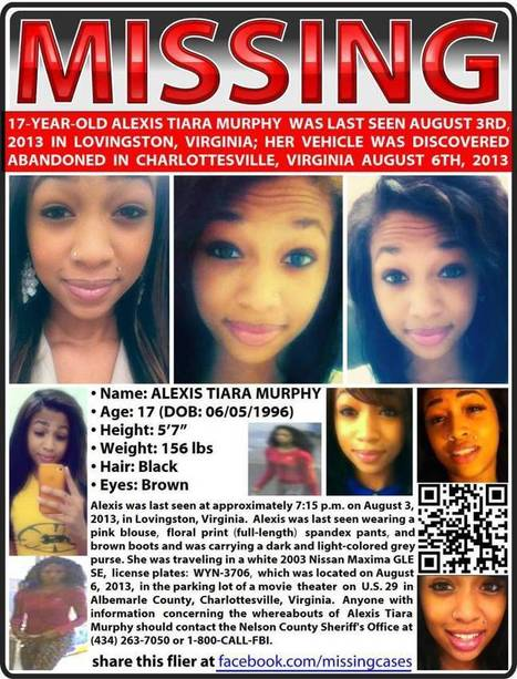 Church Of Malphas Asks.... Have You Seen This Person? | Missing Persons | Scoop.it