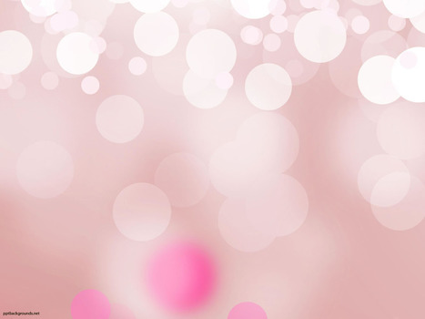 Free Abstract Pink Tone Lights Backgrounds For PowerPoint - Abstract and Textures PPT Templates   PowerPoint Backgrounds   Scoop.it