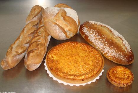 La recette traditionnelle : La tarte à la Tome du Carladez | Revue de Web par ClC | Scoop.it