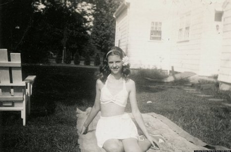 PHOTOS: What You Don't Know About Sylvia Plath | fitness, health,news&music | Scoop.it