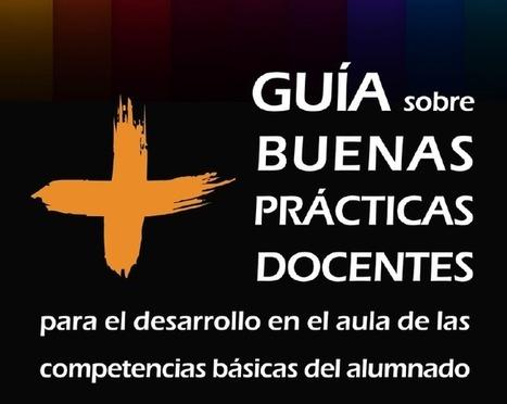 Guia de las Buenas Practicas Docentes (Libro digital) | Yo Profesor | educacion y tic | Scoop.it