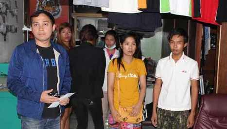 Phuket Police tracing human trafficking network back to Cambodia | Human Trafficking | Scoop.it