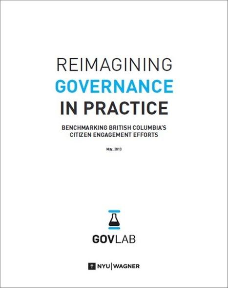 #Goblab : The Governance Lab @NYU | #opendata #opengob | Public Datasets - Open Data - | Scoop.it