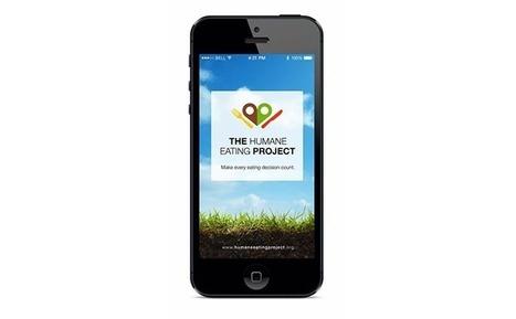 Human Eating Project: Une application mobile pour trouver des ... | Food News | Scoop.it