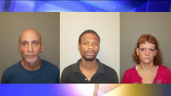 Three charged with meth conspiracy after man fearful for his safety contacts ... - fox4kc.com | Current Politics | Scoop.it