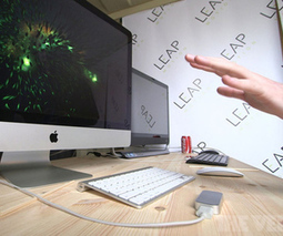 Small gestures, big impact: hands-on with Leap Motion's latest games and apps | Tech ideas in classroom | Scoop.it