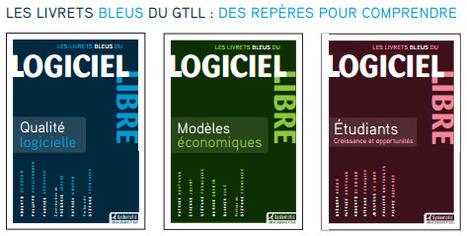 les Livrets bleus du Logiciel Libre : Des repères pour comprendre | l'enseignement d'économie gestion | Scoop.it