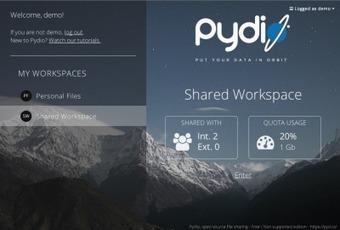 Pydio 6.0, une alternative open source aux services de stockage en ligne | SPIP - cms, javascripts et copyleft | Scoop.it