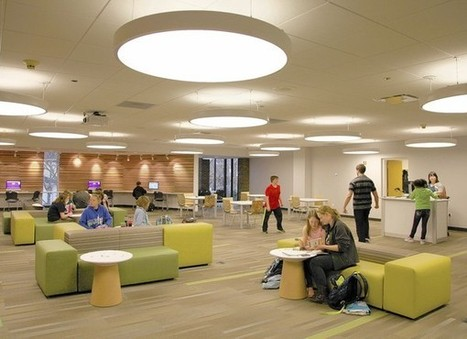 Libraries reinvent themselves for the 21st century | Libraries of the Future | Scoop.it
