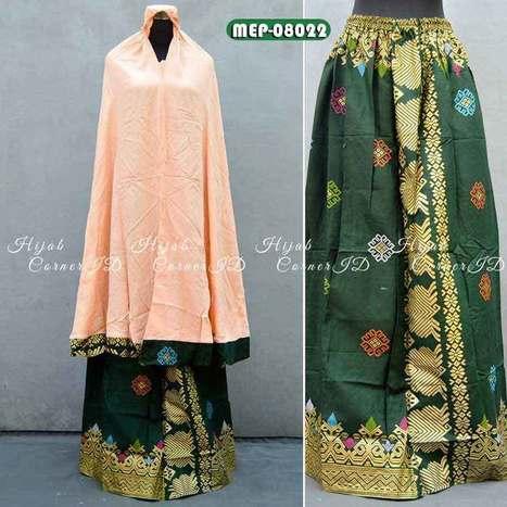 Mukena-Etnik-Prada-08022 | Atisomya Hijab | Scoop.it