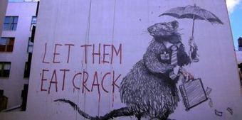 Art: An analysis of Banksy | Banksy - Street Artist | Scoop.it
