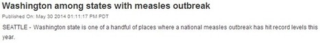 Visit a South Hill Spokane Urgent Care Provider for Measles Vaccine | US Health Works (Spokane, South Hill) | Scoop.it