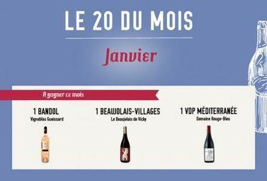 3 nouveaux vins à gagner ce mois-ci - Magazine du vin - Mon Vigneron | Agenda du vin | Scoop.it