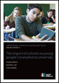 NCVER - The impact of schools on young people's transition to university   Training to be a K-6 Teacher in Australia   Scoop.it