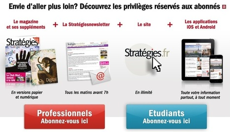 Société générale: «Les réseaux sociaux nous incitent à changer» | Transformation digitale : marketing, communication, usages | Scoop.it