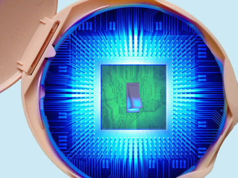 A microchip implant for women containing 16 years of contraceptives ready for pre-clinical trials next year | Amazing Science | Scoop.it