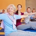 Faire de l'exercice pour prévenir les conséquences des chutes chez les personnes âgées | Seniors et activité physique | Scoop.it