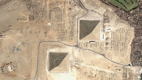 Space archaeologist unlocks secrets of ancient civilizations | Matt's Geography Portfolio | Scoop.it
