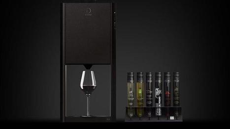 D-Vine, la machine Nespresso du vin | Vin 2.0 | Scoop.it