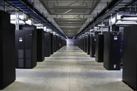 Photo Tour: Inside Facebook's New High-Tech Cold Storage Data Center | Real Estate Plus+ Daily News | Scoop.it