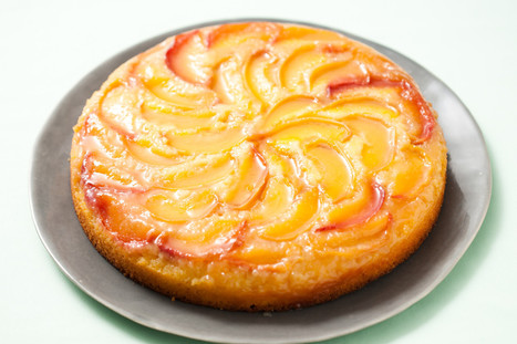 Recipe Of The Day: Peach Cake - Huffington Post | ♨ Family & Food ♨ | Scoop.it
