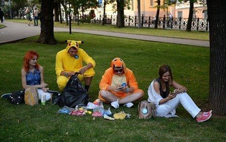 Atarefado empresário russo procura assistente pessoal para caçar pokémons em Moscou | EVS NOTÍCIAS... | Scoop.it