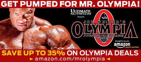 Watch the Replay of the 2015 Mr. Olympia Finals! | Actuality | Scoop.it