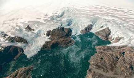Melting Greenland ice threatens to expose Cold War waste | Sustain Our Earth | Scoop.it