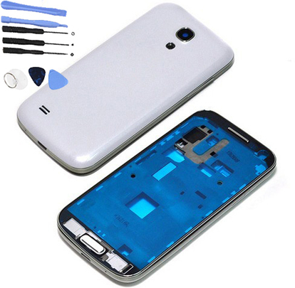 Samsung Galaxy S4 Mini i9190 White Full Housing Cover Case + 8 Tools Set | samsung galaxy s4 accessories | Scoop.it