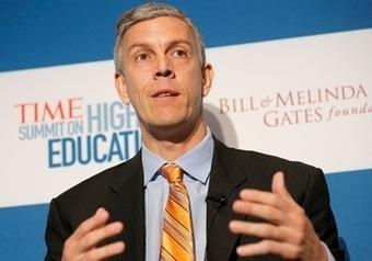 Uprisingradio.org: Arne Duncan Leaves Behind Corporate Stamp on American Education | USF in the News | Scoop.it